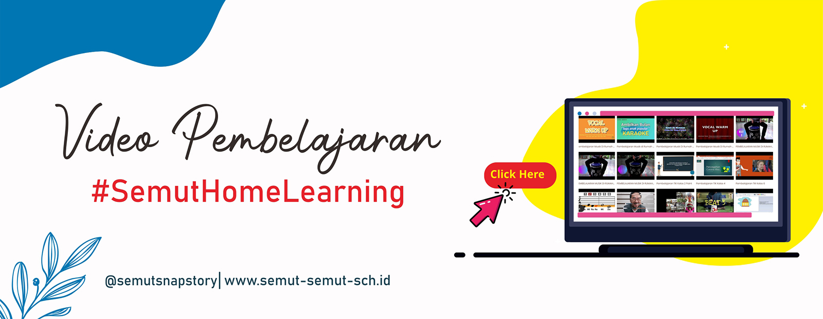 Video Pembelajaran SD Semut-Semut the Natural School